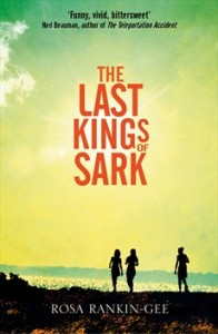 The Last Kings of Sark cover