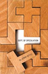 Dept. of Speculation by Jenny Offill cover